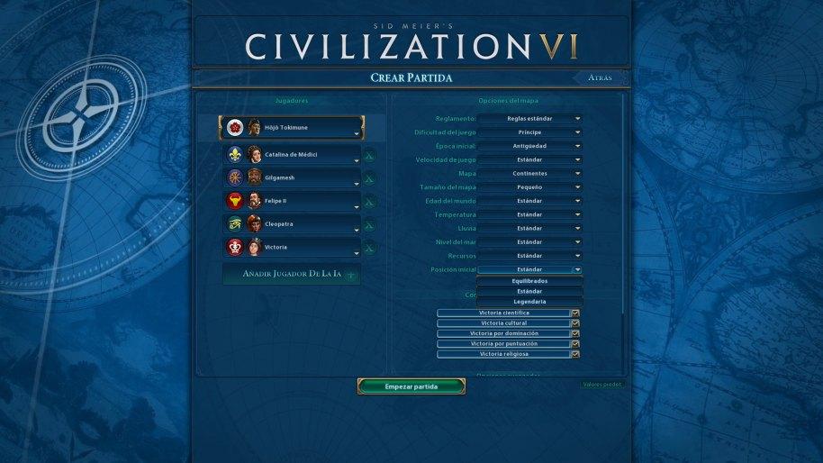 Civilization VI análisis