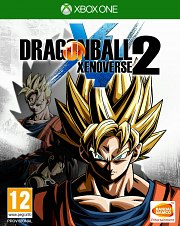 Carátula de Dragon Ball: Xenoverse 2 - Xbox One