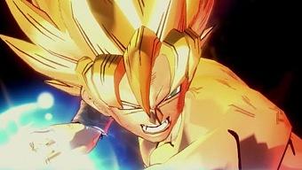 Video Dragon Ball: Xenoverse 2, Tráiler Gameplay (JP)