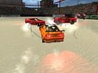 Race & Destroy - Pantalla