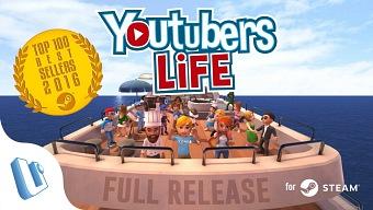 Youtubers Life deja el Acceso Anticipado y se lanza oficialmente