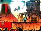 Wonderboy The Dragon's Trap - Pantalla