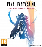 Carátula de Final Fantasy XII: The Zodiac Age - Nintendo Switch