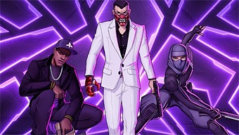 Video Agents of Mayhem, Pelotón de Fusilamiento
