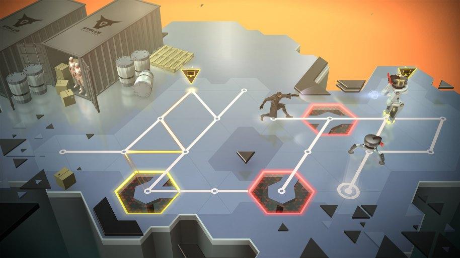 Deus Ex GO análisis