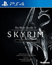 The Elder Scrolls V: Skyrim - Special Edition PS4