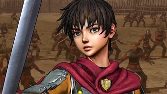 Video Berserk and the Band of the Hawk, Casca