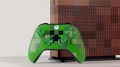 Xbox One S: Minecraft Limited Edition