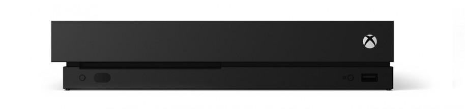 Xbox One X Xbox One