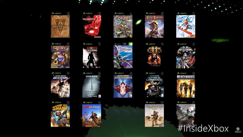 Anuncian Segunda Lista De Retrocompatibles De Xbox Original 3djuegos