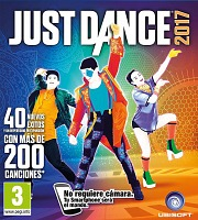 Carátula de Just Dance 2017 - Nintendo Switch