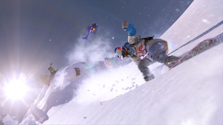 Steep: Steep: Locuras y diversión en la nieve