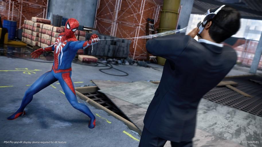 Spider-Man: Spider-Man prepara su gran asalto a PS4
