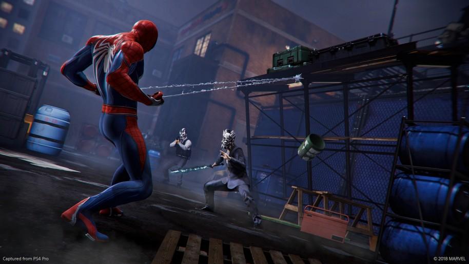 Spiderman: ¡Hemos jugado a Spider-Man! El gran juego de Marvel, Sony e Insomniac