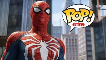 Habrá figuras Funko Pop inspiradas en el juego de Spider-Man para PS4