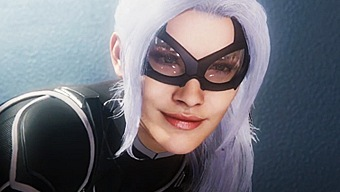Así luce Black Cat en The Heist, el primer DLC de Spider-Man