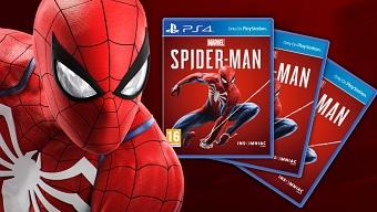 Gana una copia de Spider-Man para PS4 con 3DJuegos