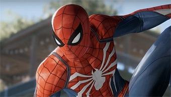 Video Spider-Man, Tráiler Gameplay: E3 2017