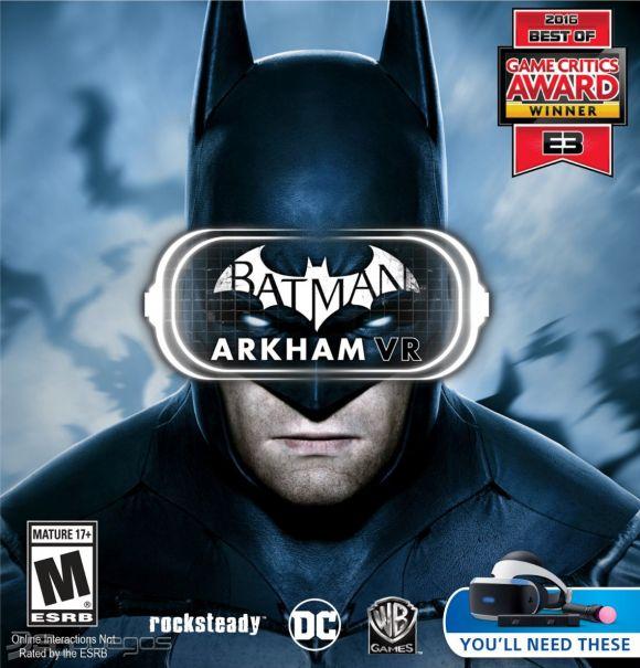 Batman Arkham Vr Para Pc 3djuegos