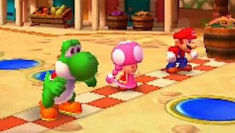 Mario Party Star Rush: Modos de Juego Principales