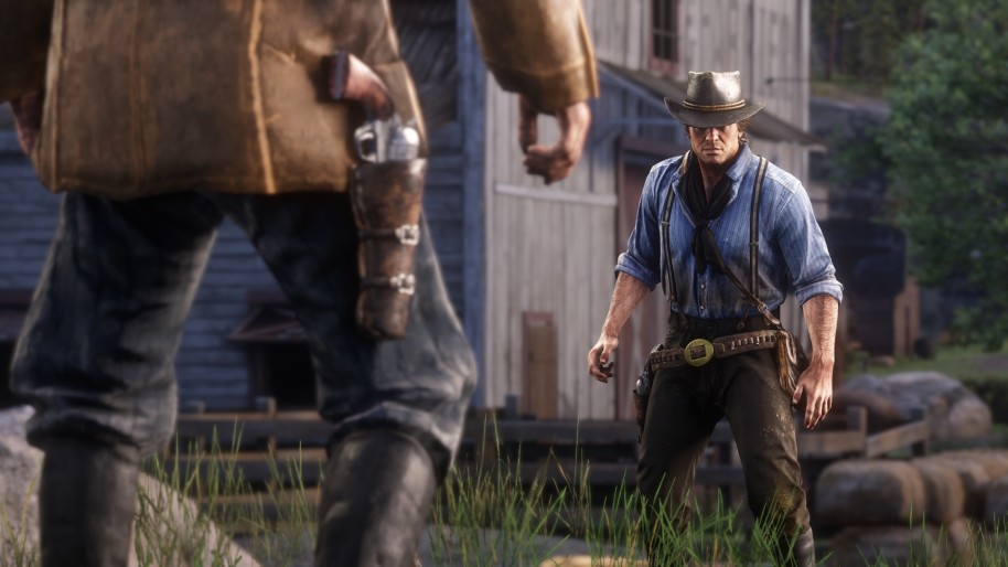 Red Dead Redemption 2: Un día entero jugando Red Dead Redemption 2 ¡Impresiones exclusivas!