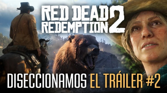 Vídeo Avance de Red Dead Redemption 2