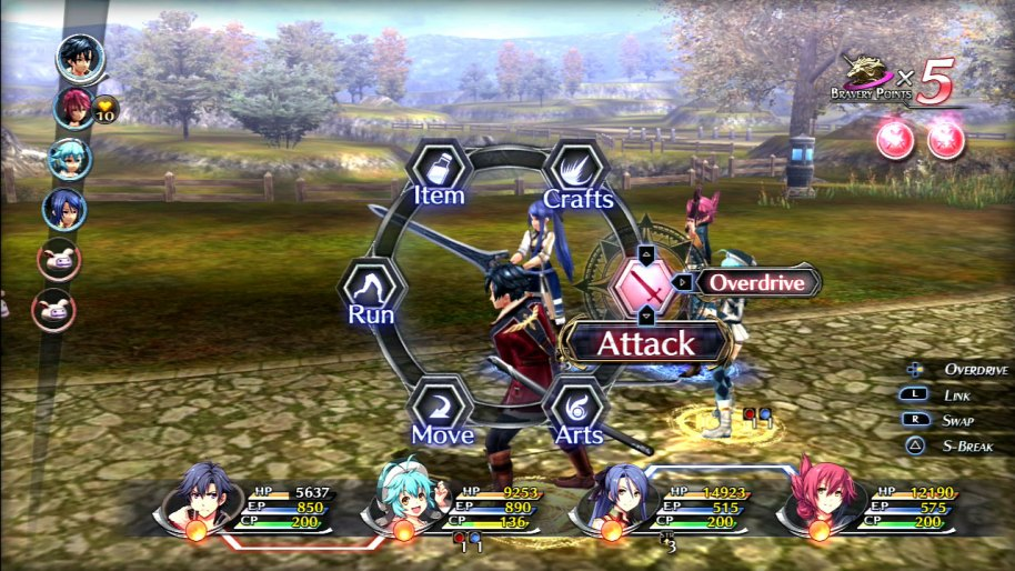 Legend of Heroes Trails of Cold Steel II