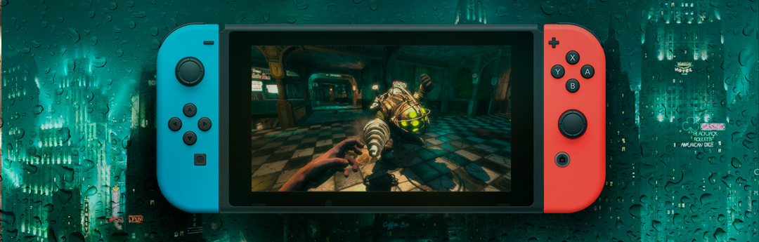 Análisis Bioshock The Collection
