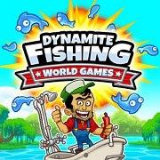 Carátula de Dynamite Fishing - World Games - iOS