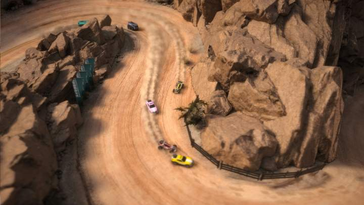 Mantis Burn Racing - Imagen PC