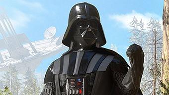 Darth Vader protagonizará una experiencia VR de la mano del guionista de Batman: The Dark Knight