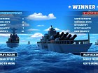 Hundir la flota - Pantalla