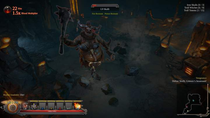 Vikings Wolves of Midgard - Imagen Xbox One