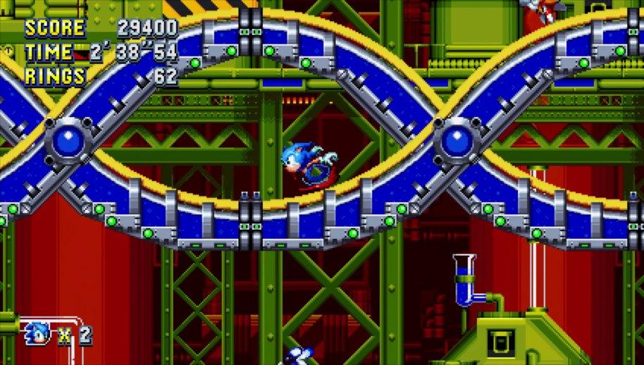 Sonic Mania PC