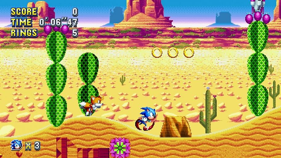 Sonic Mania: Un sueño para los fans del Sonic clásico