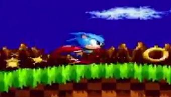 Video Sonic Mania, Primer Avance: Modo Competición