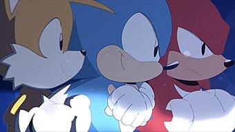 Video Sonic Mania, Tráiler de Lanzamiento