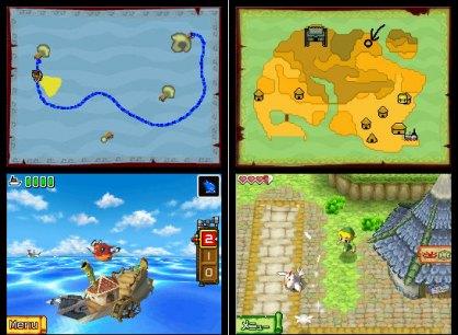 Zelda Phantom Hourglass: Zelda Phantom Hourglass: Impresiones jugables