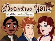 Carátula de Detective Hank and the Golden Sneeze - PC