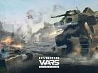 Hybrid Wars - Pantalla