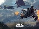 Imagen Linux Hybrid Wars