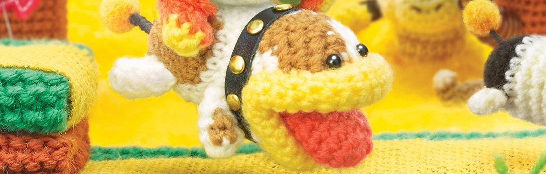 Análisis Poochy & Yoshi's Woolly World