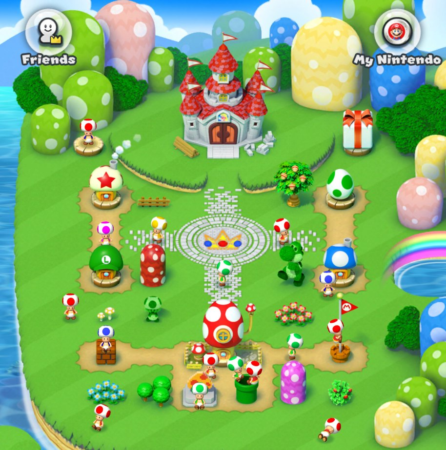 Super Mario Run análisis