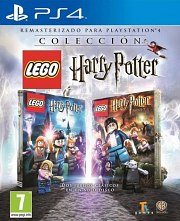 Carátula de Lego Harry Potter Collection - PS4
