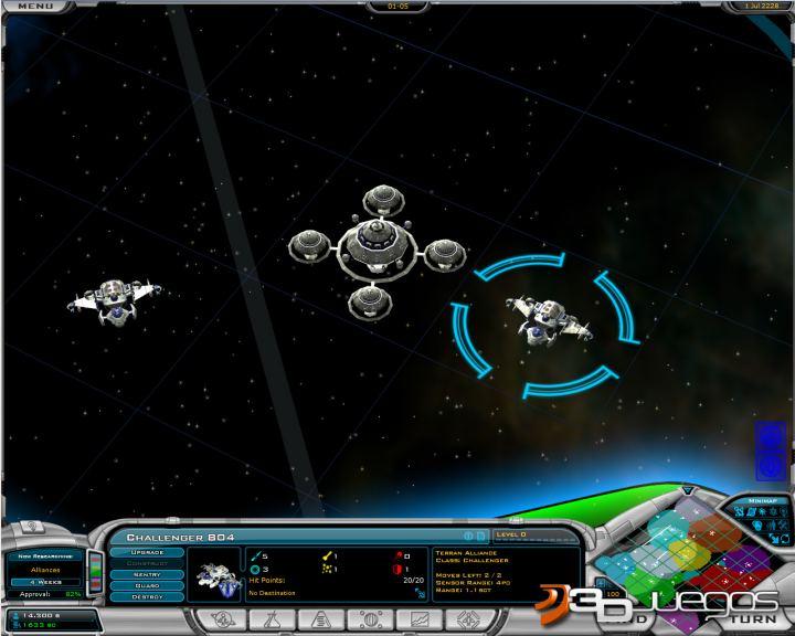 Imagen Galactic Civilizations 2: Dread Lords (PC)