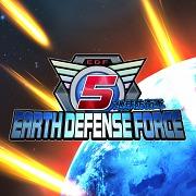 Carátula de Earth Defense Force 5 - PS4