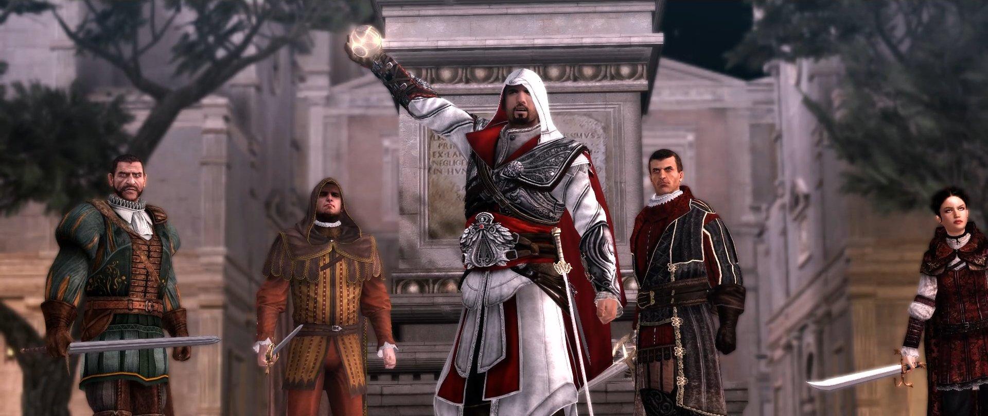 assassins creed ezio ps4 - HD1920×808