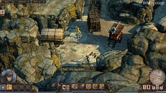 Video Shadow Tactics, Developer Walkthrough
