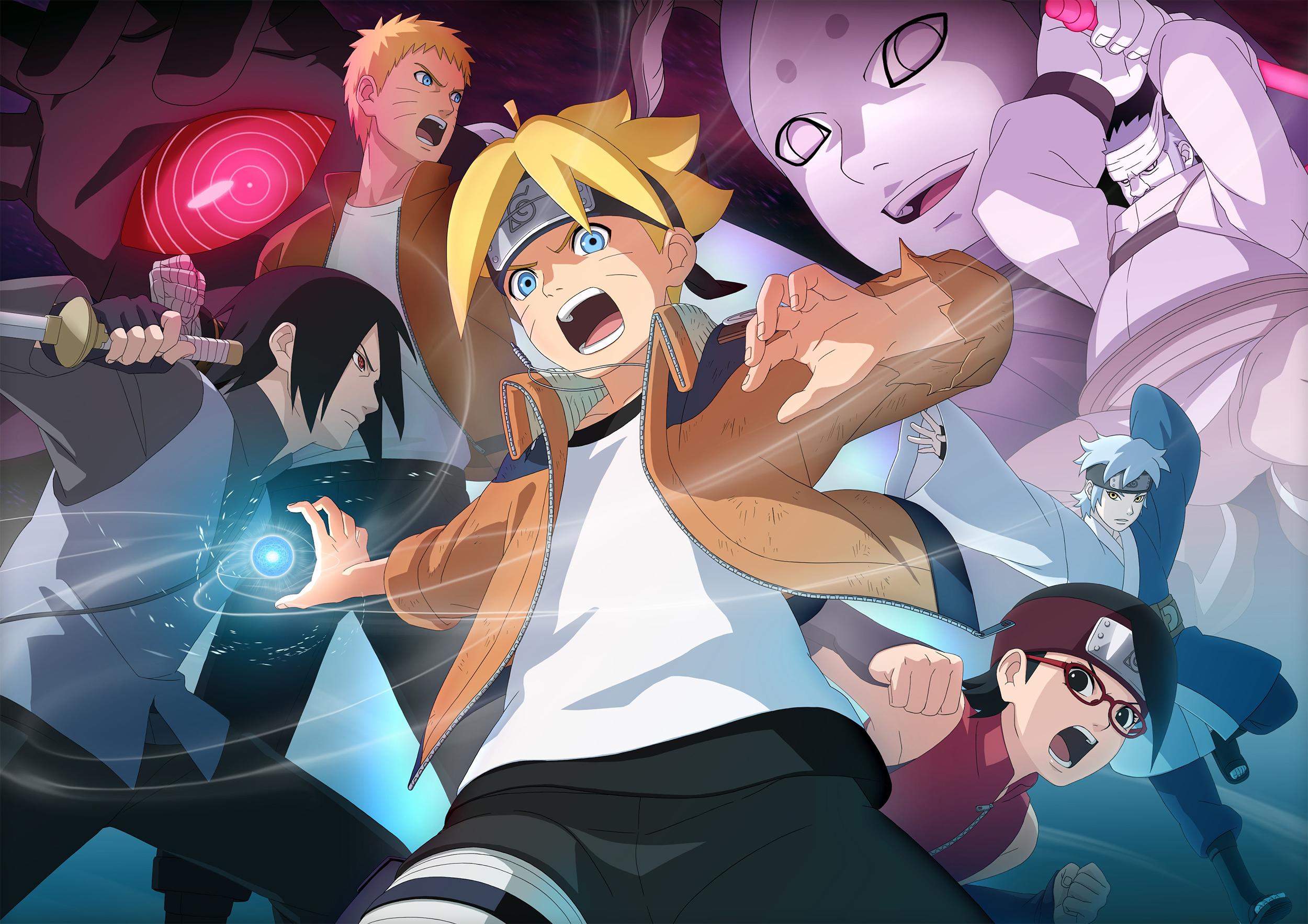 Análisis de Naruto Shippuden Ultimate Ninja Storm 4 - Road to Boruto