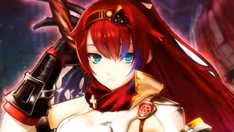 Nights of Azure 2 Bride of the New Moon: Tráiler (JP)